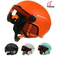 MOON Snowboard Skiing Helmet Windproof Professional Sports Ski Helmet Men Women