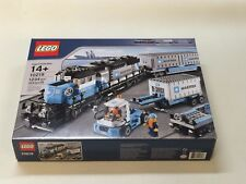 Mint Condition New Sealed LEGO Creator Maersk Train 10219 Discontinued
