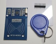 RFID Arduino Kit - Programming board, Card & Tag - UK - Free P&P