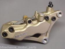 pinza anteriore destra NISSIN 6 pistoncini attacco assiale 90mm molded caliper