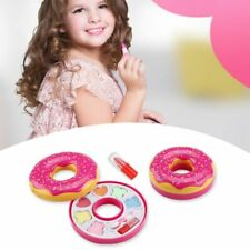 Kids Girl Princess Makeup Cosmetic Suit Toys Box Pretend Play for Travel Beauty