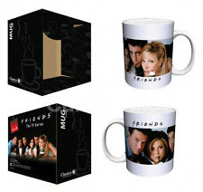 "FRIENDS ""DRINKING MILKSHAKES"" 11oz COFFEE MUG Ceramic Friends TV Show NEW in BOX"