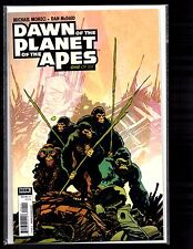 Dawn of the Planet of the Apes #1 of 6 NM Unread Bag and Board