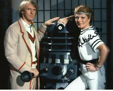 Doctor Who Autograph: RULA LENSKA (Resurrection of the Daleks) Signed Photo