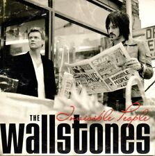 Maxi CD Schweden:THE WALLSTONES,Invisible People,Single