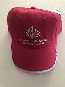 2019 Augusta National Masters  1st year Classic Women's Amateur Ladies Golf Hat.