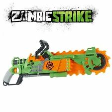 Brand New NERF Zombie Strike BRAINSAW Dart BLASTER Spinning Saw BLADE