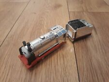 Thomas Trackmaster Merlin train with original tender. Battery operated