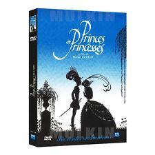 Princes et Princesses (1999) DVD - Michel Ocelot (*NEW *All Region)