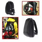Black Oxford Cloth Backpack outdoor travel Collect Helmet For Racing Moto
