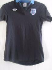 2011-2012 England Away Football Shirt Size 10 Womans /41129