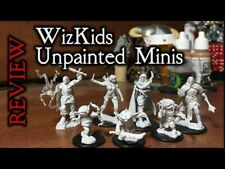 Wizkids Pathfinder Deep Cuts unpainted Miniatures Elf Female Sorerer