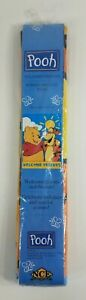 NIP Vintage Pooh & Tigger Welcome Friends 28 x 40 inch outdoor flag NCE 1998