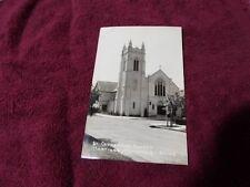 St Catherine Church Martinez California 4103 Vintage Real Photo Postcard c