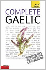 Complete Gaelic Beginner to Intermediate Book and Audio Course: Learn-ExLibrary