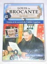 DVD LOUIS LA BROCANTE 14 / LE SECRET DE L'ABBE CYPRIEN / NEUF SOUS CELLO