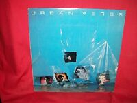 URBAN VERBS LP 1980 USA EX+ First Pressing