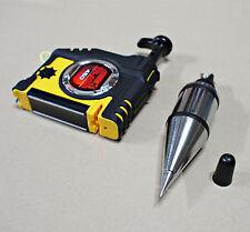 New Tajima PCG3-B400 4.5m 15ft Automatic Plumb-Rite Magnetic Plumb Bob