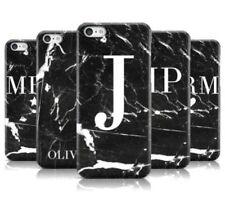 Fundas y carcasas color principal negro plástico para teléfonos móviles y PDAs Apple