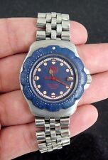VINTAGE LADIES TAG HEUER PROFESSIONAL 200 METER DIVING WATCH STAINLESS STEEL