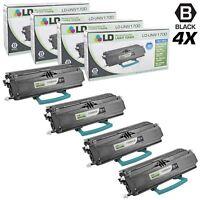 LD Reman Lexmark 12A8400 4pk HY Black E230 E232 E234 E240 E332 Series
