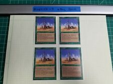 4x Crumble   4th Edition   MTG Magic The Gathering Cards