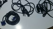 Dell Computer Monitor (1) & Power Cords (2)