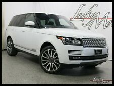 2016 Land Rover Range Rover Supercharged w/ Autobiography Wheels