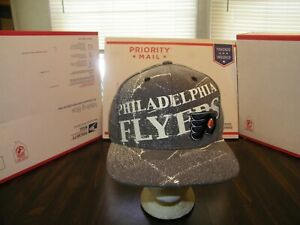 Philadelphia Flyers CCM NHL SNAPBACK Pro Class EMBROIDERED HAT CAP NWT