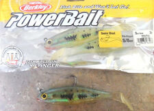 "Berkley PowerBait Swim Shad - 5"" - Baby Bass, soft plastic lure"
