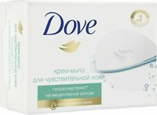 Cream-soap Dove without sulfates on a micellar base hypoallergenic 2pcs