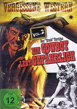 DVD NEU/OVP - Ein Cowboy lebt gefährlich - Ray Corrigan & William Kellogg