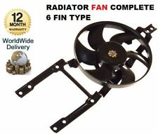 FOR FIAT CINQUECENTO SEICENTO 0.9 1.1 1991-2010 RADIATOR COOLING FAN 46400256