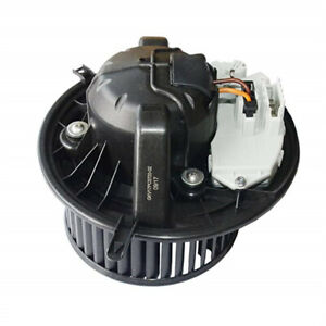 Blower Motor without regulater 64116933663 64119227670 for BMW E90 F25 F26 E89