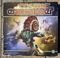 Cosmic Encounter Board Game 2008 Fantasy Flight Classic Strategy