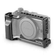 SmallRig Camera Cage for Canon EOS M3 M6 with Comfortable Handgrip & Strap Hole