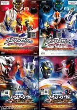 DVD Ultraman Zero Gaiden Killer The Beatstar Stage + VS Dark Lops Zero Stage
