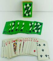 Vtg Brown & Bigelow Remembrance Bridge Playing Cards Redi-Slip Braniff Airlines