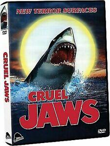 Cruel Jaws DVD Brand New & Sealed Region 1 Severin Jaws 5