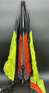 Nexus Prism Kite Technology Stunt Kite Yellow PreOwned