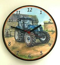 New Holland/Tractor/Wall Clock/Clock/new