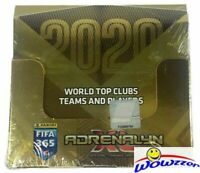 2020 Panini Adrenalyn XL FIFA 365 MASSIVE 50 Pack Sealed Booster BOX-300 Cards!