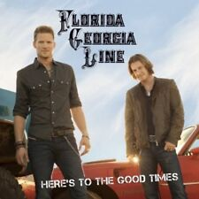 Florida Georgia Line - Here's to the Good Times [New CD] Hong Kong - Import