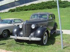 1937 Buick Century Series 60 Hood Hinge - Stainless