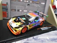 MERCEDES BENZ AMG GT3 24h Daytona #75 Engel Said Habul Sunenergy 2017 IXO 1:43