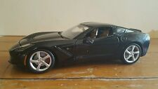 Maisto 1/18 2014 Corvette Stingray Black