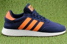 Adidas Originals I-5923 Sneaker Boost B37919 Blau Orange Herren Schuhe