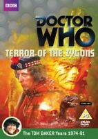 Nuovo Doctor Who - Terror Of The Zygons DVD