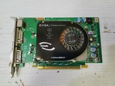 EVGA Nvidia GeForce 8600GT 256MB DDR3 PCIE Video/Graphics Card