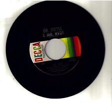 45 RPM RECORDS lot of 39 different THE WHO PRINCE CARPENTERS GLEN CAMPBELL MORE